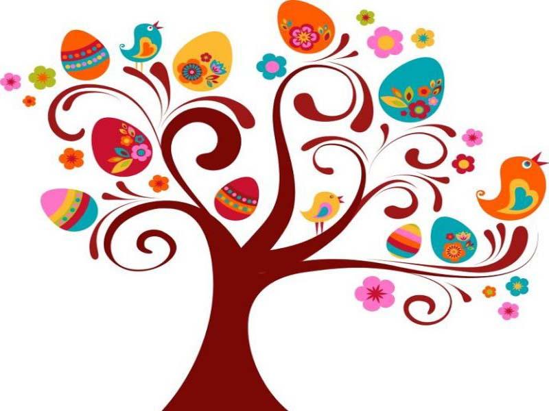 Pasqua tree